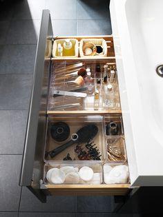 Bathroom drawer Godmorgon_ikea