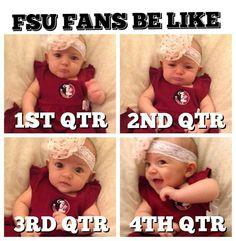 This Sums Up My Emotional Roller Coaster Perfectly! FSU Defeats Auburn (34-31) Go Noles!