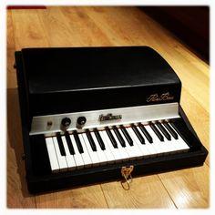 Fender Rhodes Piano Bass