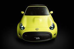 Toyota previews the S-FR concept