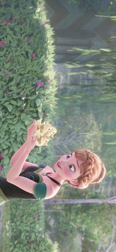 Frozen Wallpaper, Cute Disney Wallpaper, Cartoon Wallpaper, Modern Disney Characters, Disney Icons, Disney Princess Frozen, Disney Tangled, Arte Disney, Disney Art