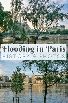 Recently I learned a new word in French; 'crue'. Literally translated as 'flood', here's a brief rundown of flooding in Paris France; a photo diary, history, and a statue on the bridge indicating the Seine water level.
