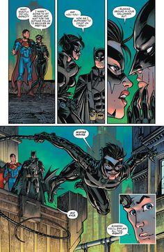 Worlds Finest 29 - Batman & Catwoman