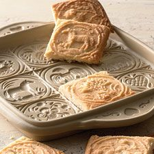 American Butter Art Shortbread Pan! My grandmother has a similar pan and it brings back lots of memories.