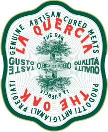 """La Quercia (Norwalk, IA - USA)(Co-Founders: Herb and Kathy Eckhouse) - La Quercia means """"the Oak' in Italian. The Oak is a traditional symbol of the province of Parma, home to the Eckhouse's for three and a half years, and, through its acorns, has been associated with the production of premium dry cured ham for millennia. It is also the state tree of Iowa. The name unites Iowa, Parma, and prosciutto, and is a symbol of patience, persistence, integrity, and beauty - values which guide them."""