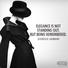 fashion is not about standing out, but being remembered - Google Search (scheduled via http://www.tailwindapp.com?utm_source=pinterest&utm_medium=twpin&utm_content=post491501&utm_campaign=scheduler_attribution)