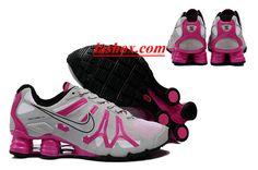 34311a99186 chaussures nike shox turbo+gris femme (blanc gris peachblow)
