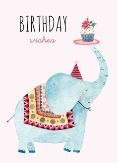 Best Birthday Quotes : QUOTATION – Image : As the quote says – Description Greeting Cards – Birthday Cards – Felicity French Illustration
