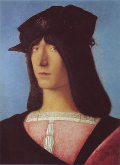 1510s Bartolomeo Veneto - Portrait of a Man