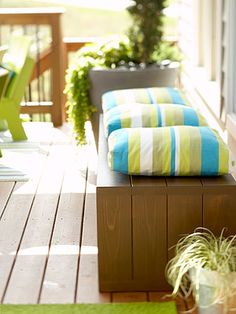 Deck Decor Ideas – Better Homes and Gardens - BHG.com
