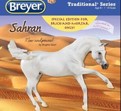 Breyer Flagship Sahran 2014 Ashquar Pre-Sale