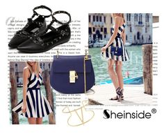 """""""Sheinside 7/I"""" by aneela-57 ❤ liked on Polyvore featuring Stop Staring! and Chloé"""