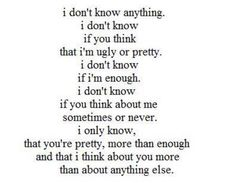 I  think about you all the time love quotes quotes quote loving quotes and sayings instagram quotes meaningful quote