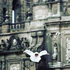 Current human status - able to fly. Mexico City, Photo And Video, Videos, Instagram, Video Clip, Mexico