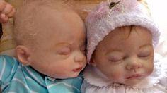 adaac555156d04 Reborn Lifelike Custom OOAK Sera or Luke Merissa May Baby Girl Boy Doll Art  20