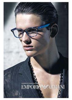 Mario Sorrenti - Photographer  Simon Nessman - Model  Anna Selezneva - Model  Julija Steponaviciute - Model