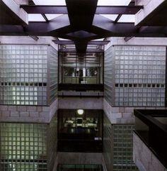 """有無意識: 赫茲柏格(Herman Hertzberger)比希爾中心辦公大樓(Office Building """"Centraal Beheer"""",1970)"""