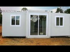 Order an expandable container home directly from China. Our container homes are built to the highest standards and are extremely affordable.