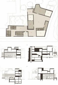 Image on Archisquare • Architettura Design Blog  http://www.archisquare.it/peter-zumthor-kolumba-museum-colonia/
