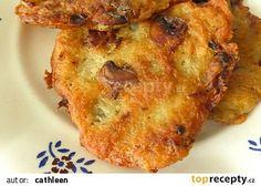 Babčák recept - TopRecepty.cz No Salt Recipes, Polish Recipes, Russian Recipes, Sweet And Salty, Gnocchi, French Toast, Recipies, Brunch, Veggies