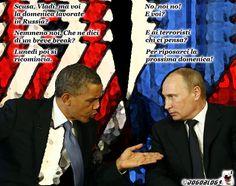 Finalmente Usa e Russia si sono accordati sulle festività!