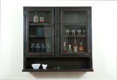 4 Foot Bar / Liquor Bar / Bar Cabinet