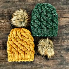 Gimme All The Cables Toque : Ravelry: Gimme All The Cables Toque pattern by Andrea Kemper Beanie Knitting Patterns Free, Knitting Machine Patterns, Free Knitting, Crochet Patterns, Hat Patterns, Knitting Projects, Crochet Projects, Knitting Ideas, Knit Or Crochet