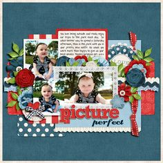 Picture Perfect - Scrapbook.com
