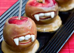 Take your pick from these devilish Halloween recipes guaranteed to give you the heebie-jeebies
