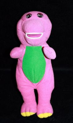 Very Cute Baby Bop From The Tv Show Barney Baby Bop Knows