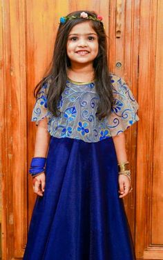 Colors & Crafts Boutique™ offers unique apparel and jewelry to women who value versatility, style and comfort. For inquiries: Call/Text/Whatsapp Kids Party Wear Dresses, Kids Dress Wear, Kids Gown, Kids Wear, Gowns For Girls, Frocks For Girls, Little Girl Dresses, Girls Dresses, Girls Frock Design