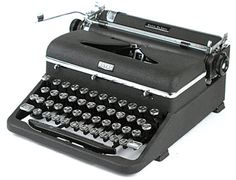 Royal Quiet DeLuxe Portable of 1941