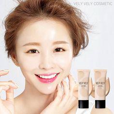 Korea Cosmetics IMVELY Vely Vely Zzon Zzon Moisture Shiny Water BB Cream SPF30++ #IMVELYVelyVelyKBeauty