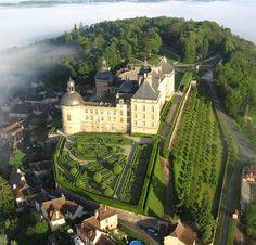 Chateau de Hautefort~ Dordogne, France