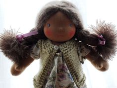 Doll made by Blueberrie