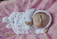 cutting pattern for baby doll sculpting - Google Search