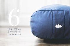 Restorative Praxis mit Lotuscrafts: 6 Yin Yoga Übungen für zu Hause | www.juyogi.com