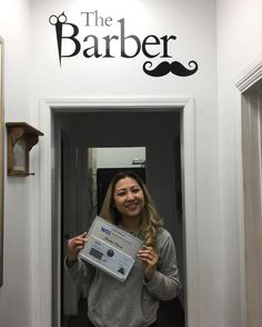 A huge congratulations to Jhoselin Pineda! Now a licensed barber working in her hometown of Palmdale! One of our most dedicated students coming from Palmdale and finished the course in 10 months! We will miss you very much and wish you nothing but the best! From your wbi family we love you!  #wbibarber #newlicense #congrats #happynewyear.  Enormes felicitaciones a Jhoselin Pineda! Ahora un barbero con licencia de trabajo en su ciudad natal de Palmdale! Uno de nuestros estudiantes más…