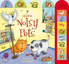 From 5.55:Noisy Pets (noisy Books)