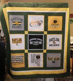 Baylor quilt to commemorate McLane stadium