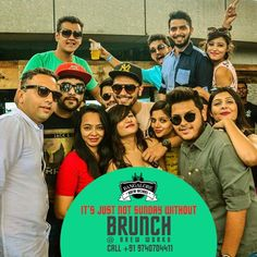 It's Just not Sunday Without Brunch @ Bangalore Brew Works - http://explo.in/29dkcL2 #Bangalore #Restaurants