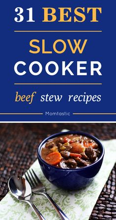 31 best slow cooker beef strew recipes