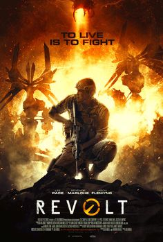 Lee Pace and Berenice Marlohe take on robotic aliens in REVOLT. Lee Pace, Top Movies, Movies To Watch, Berenice Marlohe, Peliculas Audio Latino Online, Jurassic World, Site Pour Film, Films Hd, New Movie Posters