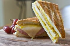 CHICKEN CORDON PANINI Check this out at http://porkrecipe.org/posts/Ham-and-Cheese-Sliders-61813