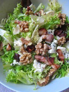 Je publie à nouveau cette recette emblématique des années 80 dont on ne se lasse pas. Gourmande, relevée, la salade idéale pour les grand...