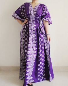 REGULAR / NON NURSING CAFTAN - Ready to ship within 5 days. This caftan has a V neckline and a drawstring at waist . you can tighten or Source by sherahdanielle Best African Dresses, Short Ankara Dresses, African Bridesmaid Dresses, African Traditional Dresses, Latest African Fashion Dresses, African Print Dresses, Indian Dresses, Maxi Dresses, Kaftan Designs