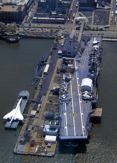 All sizes | USS Intrepid Aircraft Carrier | Flickr - Photo Sharing!