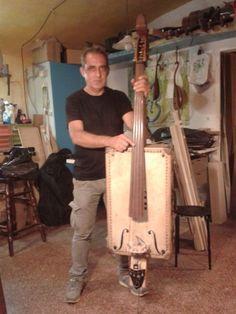 Contrabasso Busker bag bass