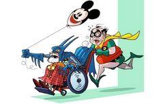 geriatric batman & robin