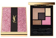 YSL COUTURE PALETTE COLLECTOR OPEN & CLOSED